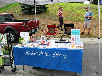 Library at Farmers' Market