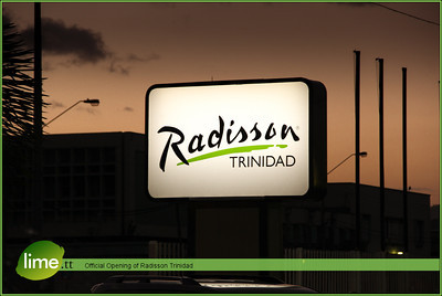 Official Opening of Radisson Trinidad