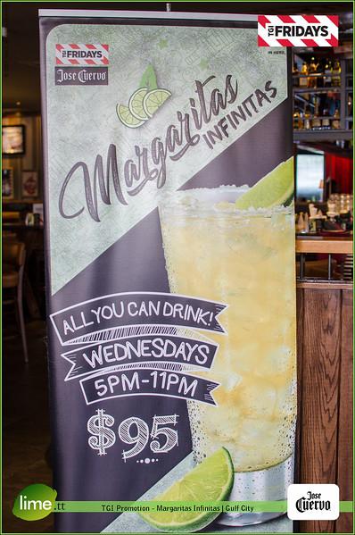 TGI Promotion - Margaritas Infinitas | Gulf City