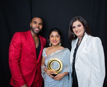 Global Citizen - Priya Prakash, Jason Derulo, Fran Katsoudas-8527