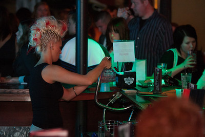 Art Bar Kenosha, Hair Wars