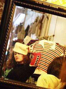 """""""I'll Be Your Mirror"""" Catherine Tuttle Philadelphia Singer-Songwriter 2005"""