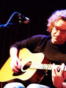 Joseph Parsons my birthday music jam WCL: 05-14-06