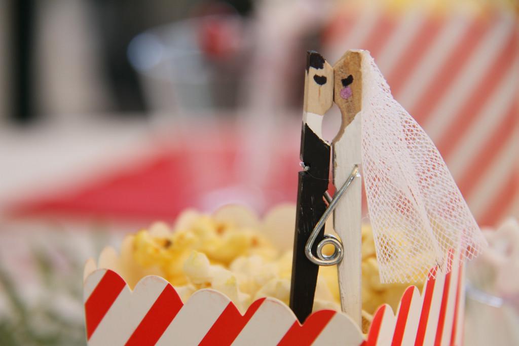 Mr  and mrs  popcorn