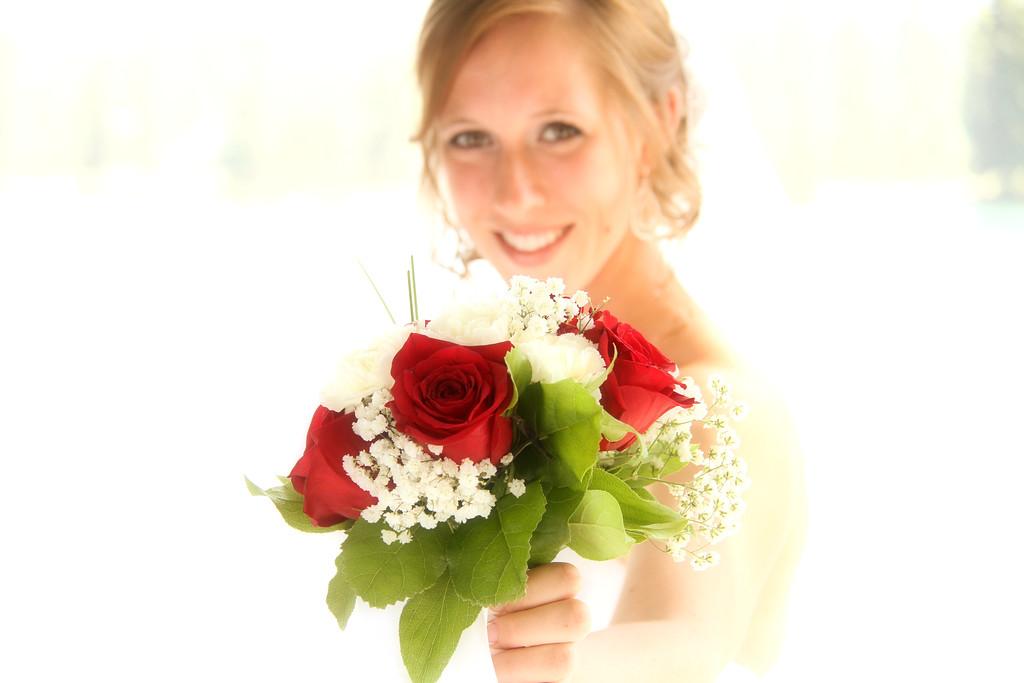 Brides boquett