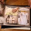 Porta_Album White with Swarovski - 14x11