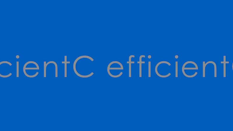 OS ınc efficientC