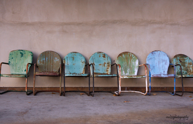 Chairs, color