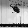 Astar 350 Helicopter - Lions Gate Bridge