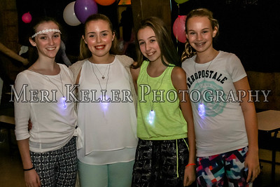 Gaudet 7th Grade Glow Dance 2016
