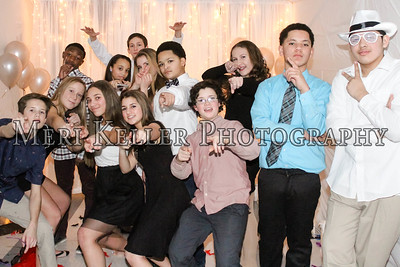 Gaudet 8th Grade Snowball Bance 2016