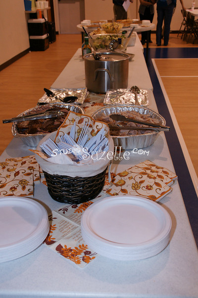 (100) 2009, 11-17 ACS Thankgiving Meal