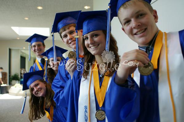 2010, 05-30 ACS Graduation