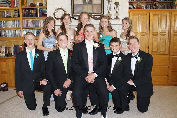 2013, 05-04 Texas Homeschool Prom