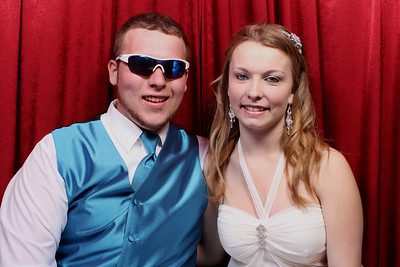Colchester Prom Photobooth