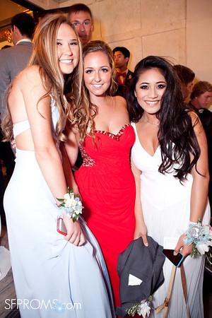 Belmont High Prom 2014