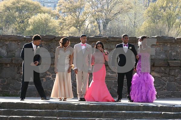 McEacherm High School Prom Piedmont Park 3-28-2015