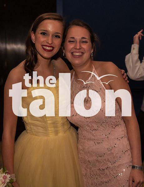 Prom at Mariott Solana in Trophy Club, Texas.
