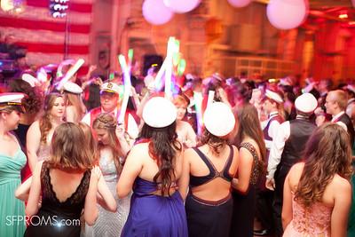 Prom @ USS Hornet 3/14/2015