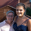 Shelby Graham prom night 2018