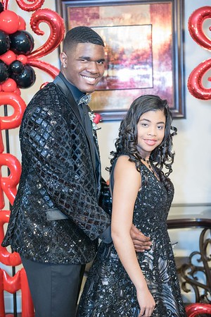 Kyla's Prom Southwind High School