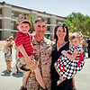 Allain Family:  Military Homecoming :