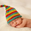 Newborn Noah :