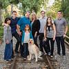Duddie Family, 2014 :