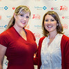 Go Red Luncheon - Step and Repeat :
