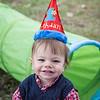Happy 1st Birthday Andrew :