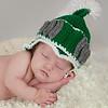 Newborn Amelia :
