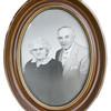 Alfred and Olga's 50th wedding anniversary