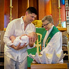 The Baptism of Wyatt Jr. & Louise :