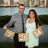The Engagement of Kim & Josh :
