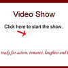 "VIDEO SHOW!  Click the arrow to start the show ""The Wedding of Aubrey & Travis"""