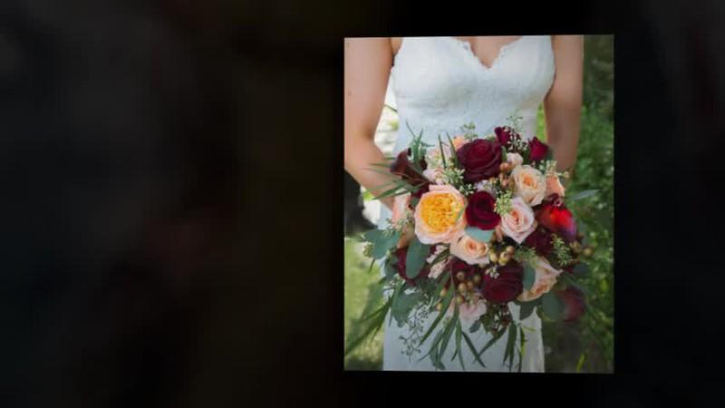"VIDEO SHOW:  Click the arrow to start the show ""The Wedding of Alexandra & Brandon"""