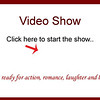 """VIDEO SHOW:  Click the arrow to start the show """"The Wedding of Kelsey & Chris"""""""