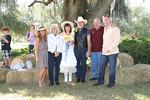 D Oak Group w Bride and Groom-1143