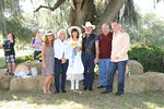 D Oak Group w Bride and Groom-1145