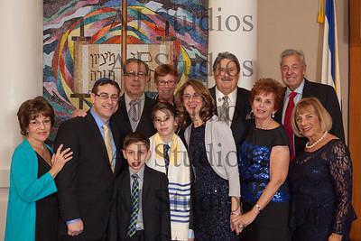 Joshua Miller Bar Mitzvah Temple