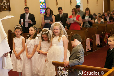 Saint Peter's Communion - Spotswood