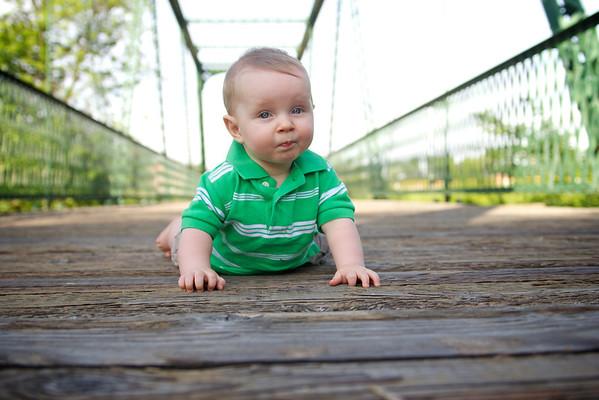 Evan - 9 Months