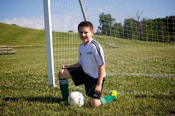 Youth Soccer League Photos