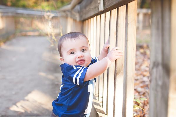 Gavin 9 months