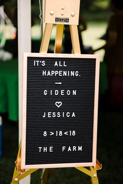 Gideon and Jessica