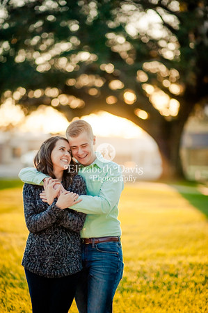 Andrew & Courtney | Engagement | December, 2015