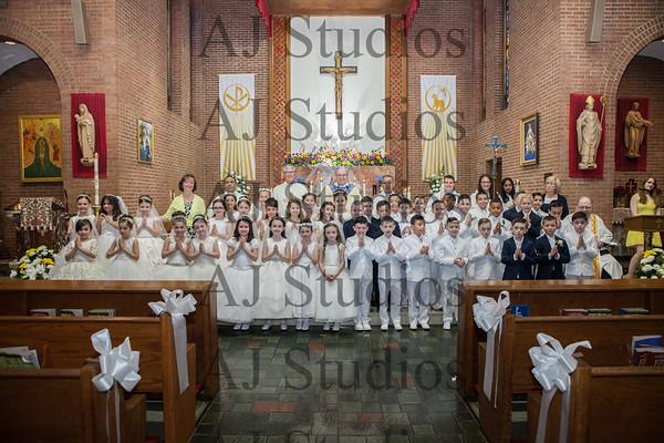 2017 11AM Communion Candids