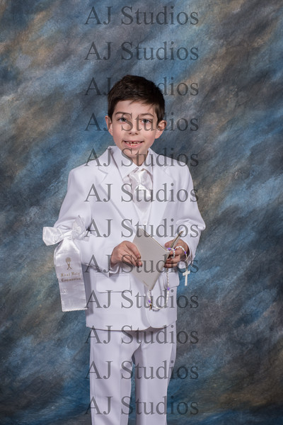 2017 11AM Communion Portraits