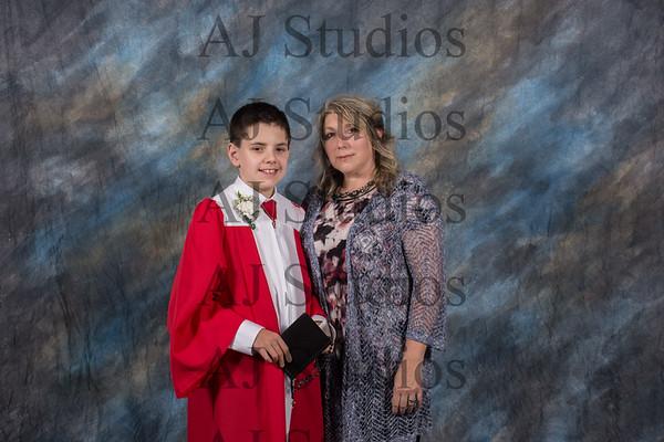 2017 Confirmation 2 PM Portraits