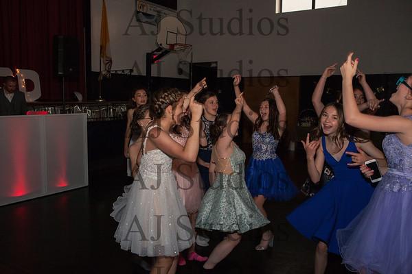 2018 Graduation Dance